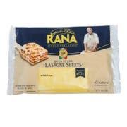 Rana No Boil Oven Ready Lasagna Sheets, 8.8 Ounce -- 12 per case.