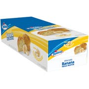 Hostess Banana Jumbo Mega Muffin, 5.5 Ounce -- 36 per case.