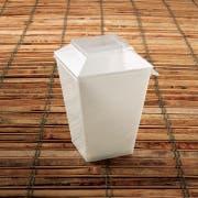 Small Wonders Medium Clear Pet Notion Dome Lid -- 1000 per case.