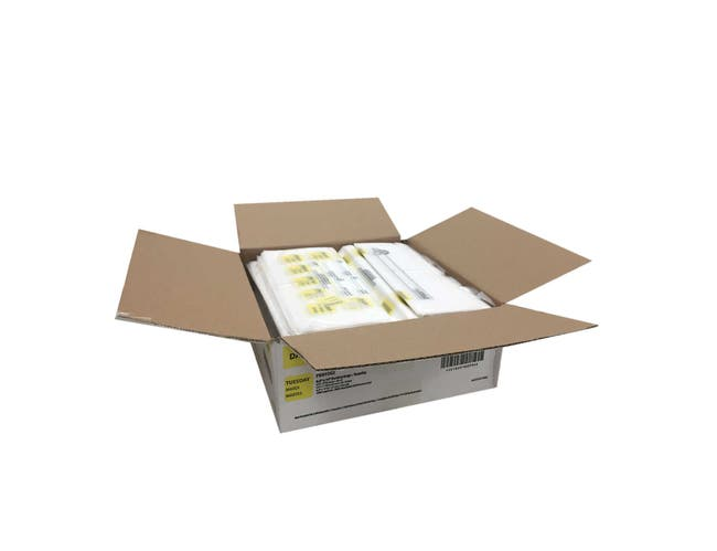 National Checking Tuesday Portion Saddle Bag, 10 x 8.5 inch -- 2000 per case.