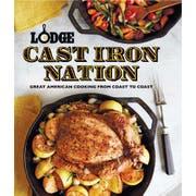 Lodge Cast Iron Nation Cookbook -- 4 per case.