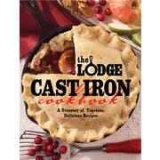 Lodge Cast Iron Cookbook -- 4 per case.
