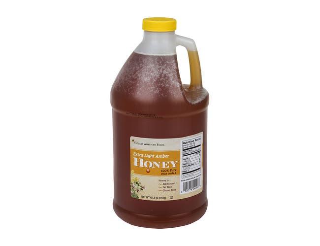 Honey Clover 4 Count 6 Pound
