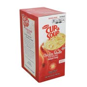 Lipton Cup-a-Soup Chicken Noodle Soup Mix, 22 count -- 4 per case