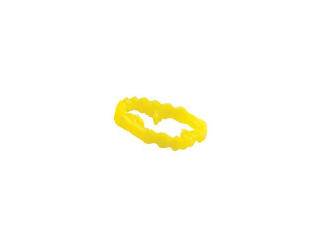 Schwartz Mild Banana Pepper Ring, 1 Gallon -- 4 per case.