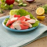 Trident Seafoods Surimi Imitation Crabmeat Flakes, 2.5 pound -- 4 per case