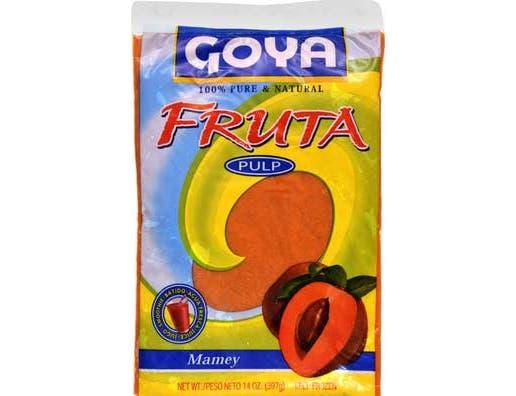 Goya Mamey Pulp, 14 Ounce -- 12 per case.