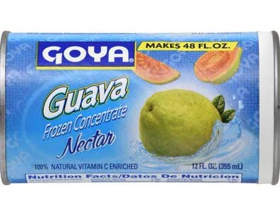 Goya Concentrate Guava Nectar, 12 Ounce -- 24 per case.