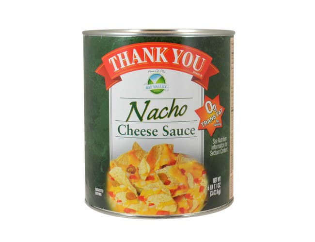Sauce Premium Nacho Cheese, no.10 Can -- 6 per Case