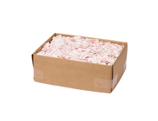 Single Serv Flat Salt Packet, 0.6 Gram -- 6000 per case.