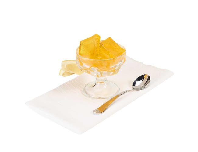 Chefs Companion Lemon Gelatin Mix, 4.5 Pound -- 6 per case.
