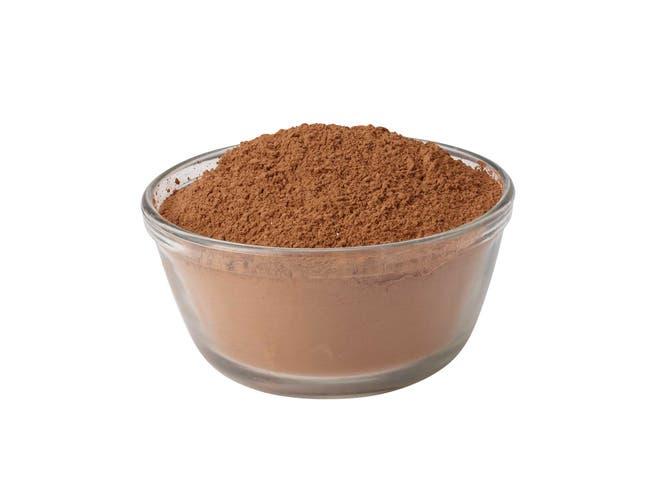 Chefs Companion Cocoa 10-12 Percent Butter Fat, 5 Pound -- 6 per case.