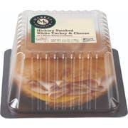 Deli Express Smoked Turkey Market Croissant -- 8 per case.