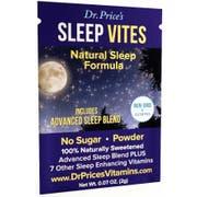 Dr. Price Vitamins Natural Sleep Formula Sleep Vites - 30 count per pack -- 1 each