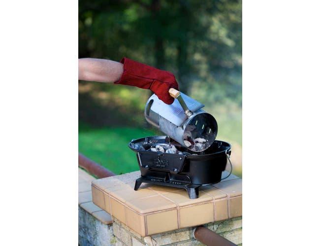 Lodge Charcoal Chimney Starter -- 6 per case.