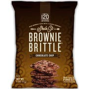 Sheila Gs Chocolate Chip Brownie Brittle - Multi Pack, 1 Ounce -- 48 per case