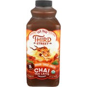 Third Street Organic Chai Dragon Tongue Ginger Tea Latte Concentrate, 32 Fluid Ounce -- 6 per case