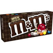 M and Ms Milk Chocolate Candy, 3.1 Ounce -- 12 per case.