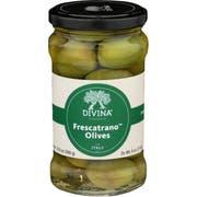 Divina Frescatrano Olives, 6 Ounce -- 6 per case