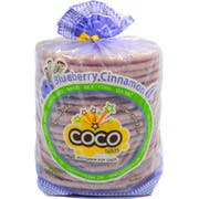 Coco Lite Multigrain Blueberry Cinnamon Popcake, 2.64 Ounce -- 6 per case
