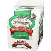 Louie's Italian Beef Seasoning, 3 Ounce -- 12 per case