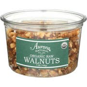 Aurora Natural Organic Raw Walnuts, 7 Ounce -- 12 per case