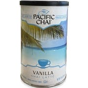 Pacific Chai Vanilla Chai Latte Mix, 10 Ounce -- 6 per case