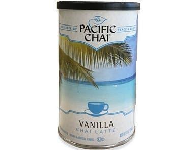 Pacific Chai Vanilla Chai Latte Mix, 10 Ounce -- 6 per case