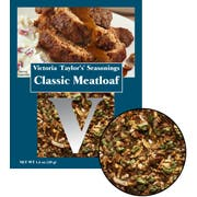 Victoria Taylor's Classic Meatloaf Seasoning, 1.4 Ounce -- 24 per case