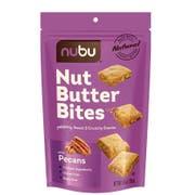 Nubu Pecan Nut Butter Bites, 5.5 Ounce -- 6 per case