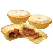 Elis Cheesecake Mini Dulce De Leche Pie, 1.6 Ounce -- 72 per case