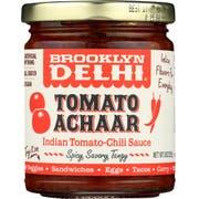 Brooklyn Delhi Tomato Achaar Chili Sauce, 9 Ounce -- 6 per case