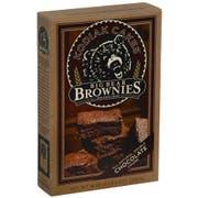Kodiak Big Bear Double Chocolate Brownie Mix, 18 Ounce -- 6 per case