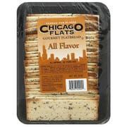 Chicago Flats All Flavor Flatbread, 8 Ounce Tray -- 10 per case