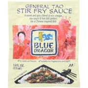 Blue Dragon General Tao Stir Fry Sauce, 3.8 Ounce -- 12 per case