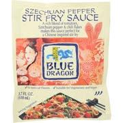 Blue Dragon Szechuan Pepper Stir Fry Sauce, 3.7 Ounce -- 12 per case
