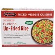 Seapoint Farms Riced Veggie Cuisine Buddha Un Fried Rice, 9 Ounce -- 8 per case