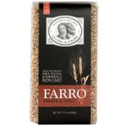 Cucina and Amore Farro Grains, 17.6 Ounce -- 8 per case