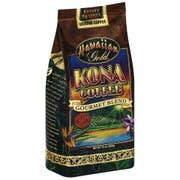 Hawaiian Gold Kona Blend Ground Coffee, 10 Ounce -- 6 per case