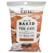 Epic Cinnamon Churro Baked Pork Rinds, 2.5 Ounce -- 12 per case