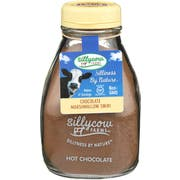 Sillycow Farms Chocolate Marshmallow Swirl Hot Chocolate Mix, 16.9 Ounce -- 6 per case