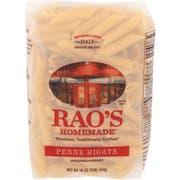 Raos Homemade Penne Rigate Pasta, 16 Ounce -- 12 per case