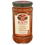 Raos Vegetable Minestrone Italian Style Slow Simmered Soup, 16 Ounce -- 6 per case