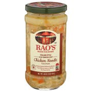 Raos Chicken Noodle Italian Style Slow Simmered Soup, 16 Ounce -- 6 per case