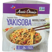 Annie Chuns Japanese Style Yakisoba Noodle Bowl, 7.9 Ounce -- 6 per case