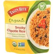 Tasty Bite Organic Smoky Chipotle Rice, 8.8 Ounce -- 6 per case