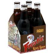 Frostie Root Beer Soda, 4 count per pack -- 6 per case