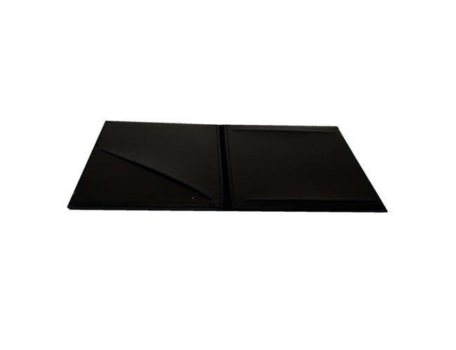 National Checking Black Guestcheck Holder, 10.5 inch -- 5 per case.