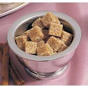 Terra Cotta Bon Chef Colonial Sugar Bowl, 2 1/2 inch Height -- 12 per case.