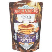 Birch Benders Chocolate Chip Keto Pancake and Waffle Mix , 10 Ounce -- 6 per case